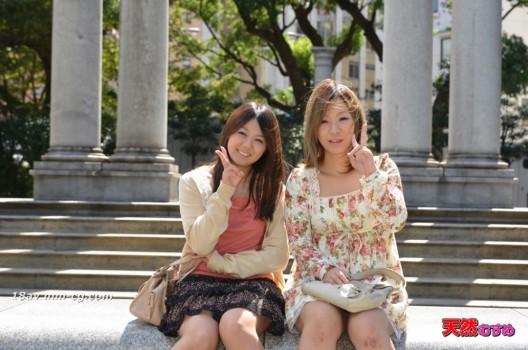 最新天然素人 012914_01 與閨蜜一起瘋狂吧 永田優香 關月音羽