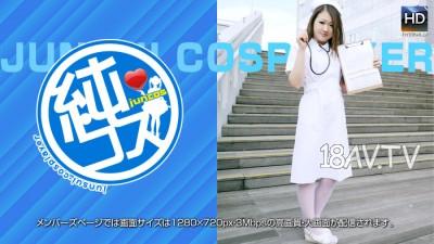 最新1000人斬 150417 超可愛緊身白衣女護士