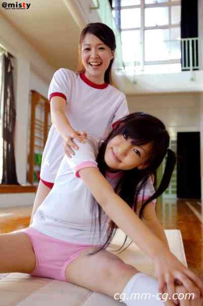 mistyPure Idol Collection 2006.09.08 Honami Mitsui 三井保奈美 Vol.2