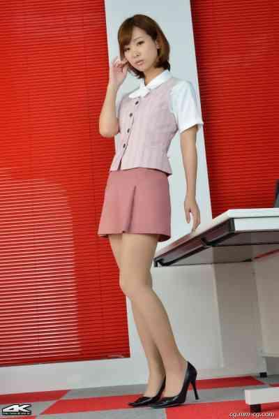 4K-STAR No.00048 Ichika Nishimura 西村いちか Office Lady
