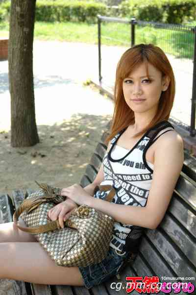 10musume 2012.01.06 天然素人 経驗が足りない素人を野外で調教してやりました 真田マリア