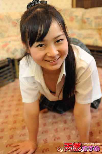 10musume 2012.04.17 素人娘的驟然淫亂豹變  千歳真央
