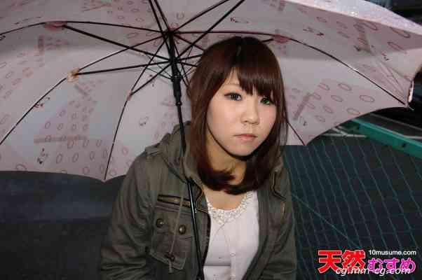 10musume 2012.04.21 素人絕頂泡妞 20歲害羞的噴射