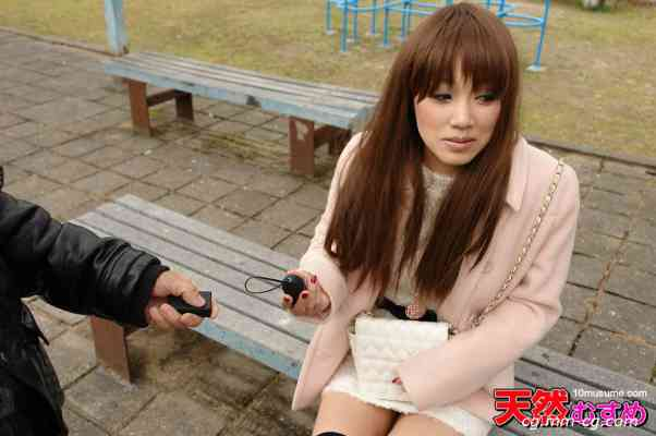 10musume 2012.05.08 男人面前騷穴內的震動聲