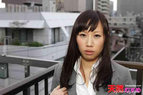 10musume 2012.06.05 职安前交涉 铃平ナオ