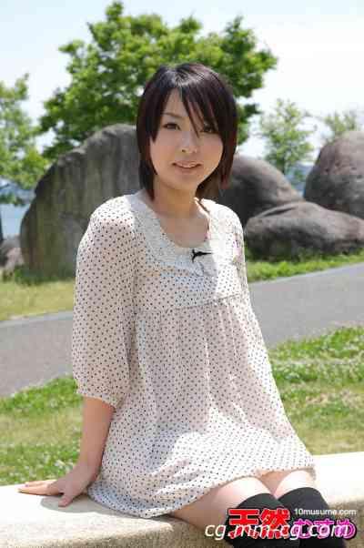 10musume 2012.08.07 飛びっこ散歩  濡れたからマン毛剃りにくいよ 石田望