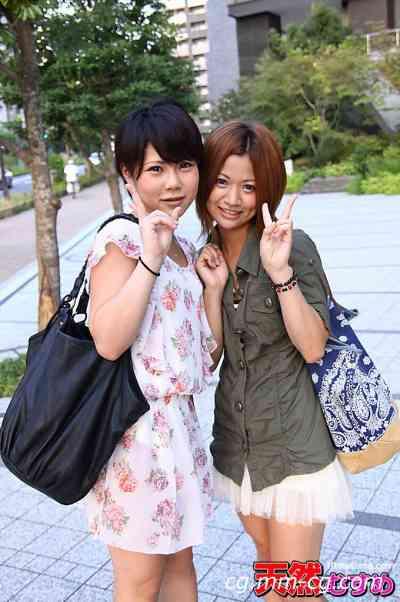 10musume 2012.11.10 與女性朋友一起 儷人雙飛