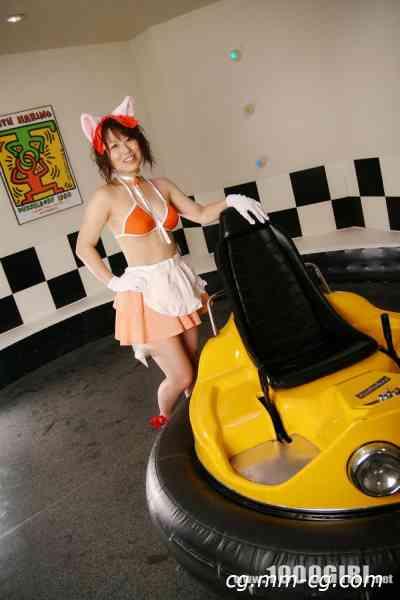 1000giri 2008-04-04 Megumi Yasuoka