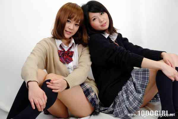 1000giri 2010-04-02 Misaki & Limu