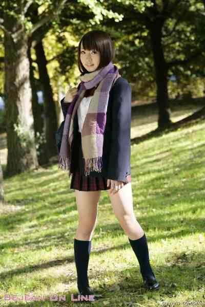 Bejean On Line 2010-03 [Hassya]- Hitomi Fujiwara