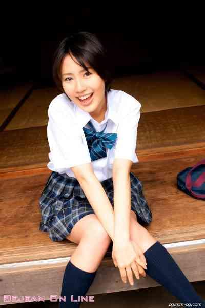 Bejean On Line 2010-06 [Jogaku]- Maaya Morinaga