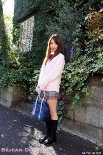 Bejean On Line 2012.03 初写美人 藤嶋唯 Yui Fujishima