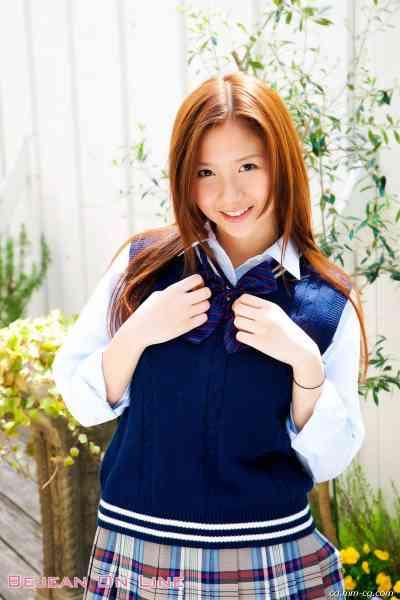 Bejean On Line 2012.07 私立Bejean女学館 - 大竹愛子 Aiko Ootake