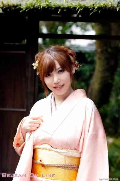 Bejean On Line 2012.11 Special - 上原保奈美 Honami Uehara