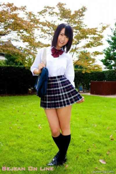 Bejean On Line 2012.12 私立Bejean女学館 - 長瀬麻美 Mami Nagase