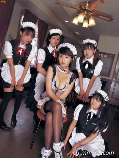 Bomb.tv 2006-06 Yuka Kosaka