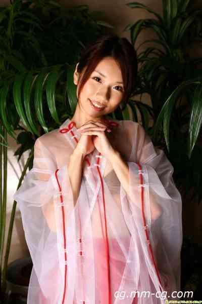 DGC 2008.11 - No.646 Yuka Mizusawa 水沢友香 - 制服の堕天使の新境地を見た!!