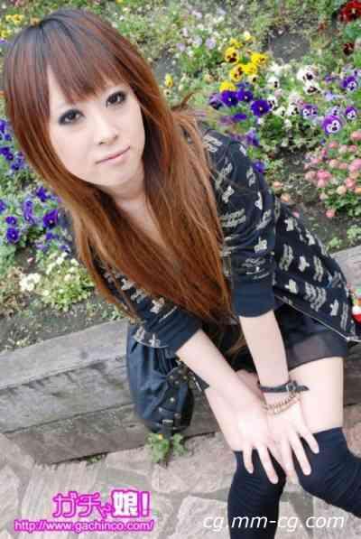 Gachinco gachi095 Rie