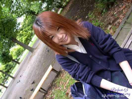 G-AREA No.020 - kana  かな 19歳 B78 W58 H82