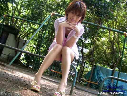 G-AREA No.095 - riko  りこ 23歳 B83 W58 H87
