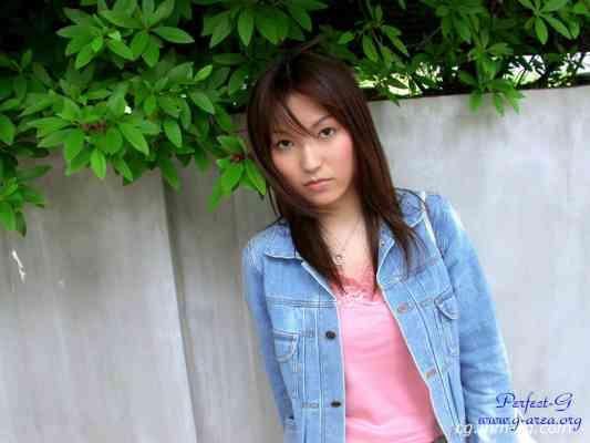 G-AREA No.139 - megu  めぐ 18歳 B85 W59 H86