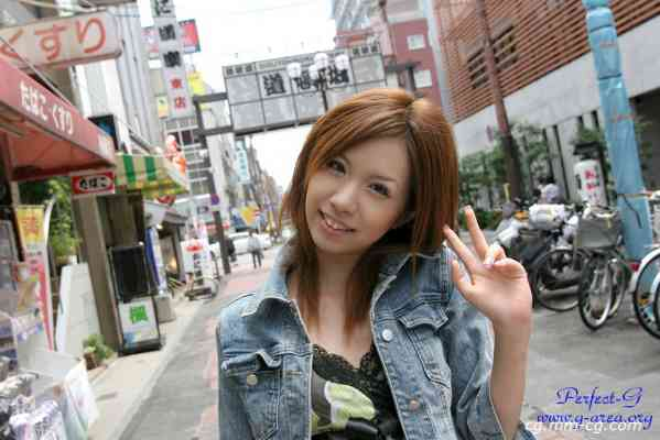 G-AREA No.190 - asumi あすみ  20歳 T165 B85 W53 H83