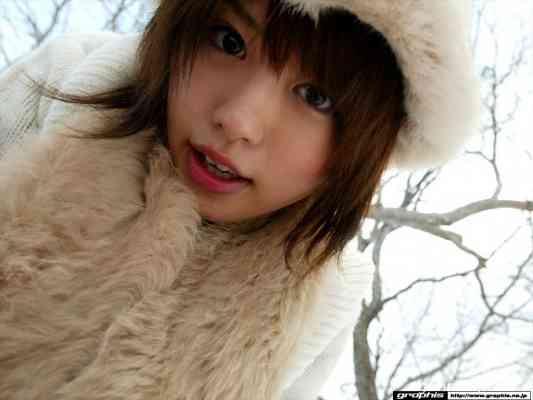Graphis Gals 030 Hitomi Hayasaka (早阪ひとみ)