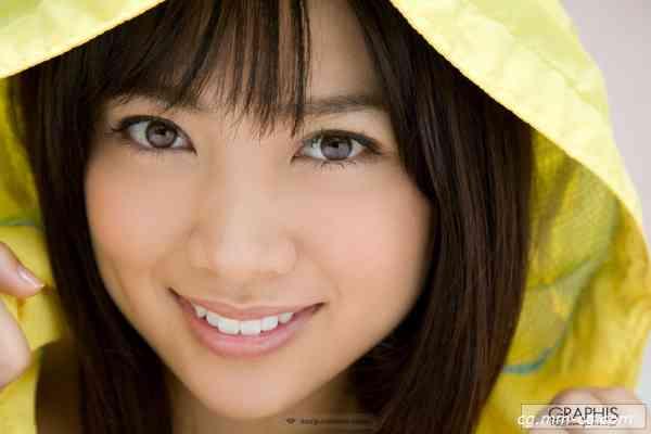 Graphis Gals 215 Haruka Itoh (伊東遙)