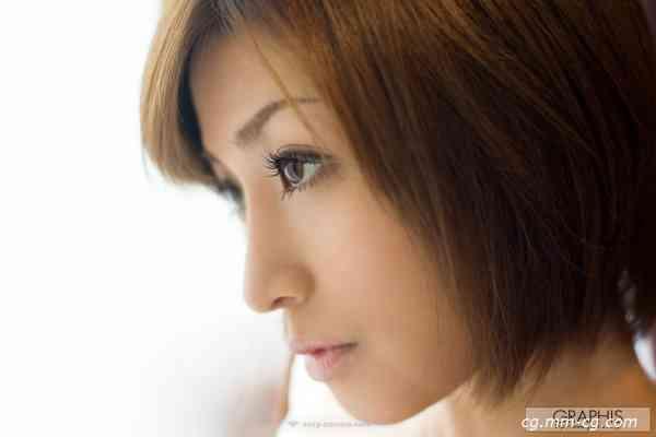 Graphis Gals 216 Akari Asahina (朝日奈あかり)