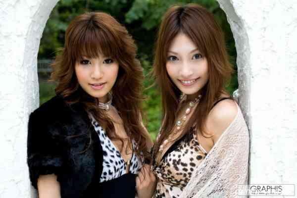 Graphis Special Kirara Asuka & Mari Misaki