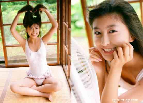 image.tv 2007.11.23 - Nako Mizusawa (水沢奈子) - 夏の思い出