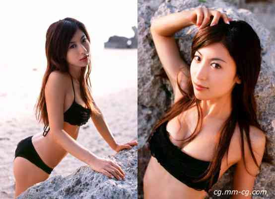 image.tv 2008.02.01 - Mariko Okubo (大久保麻梨子) - Kiss Me Gently