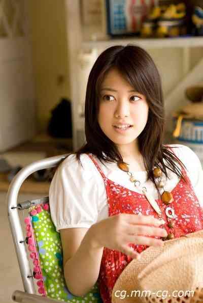 image.tv 2008.09.01 - Saki Fukuda 福田沙紀 - Cherry Blossom