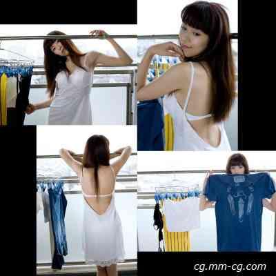 image.tv 2008.09.26 - Asami Katsura 桂亜沙美 - Between the Sheets