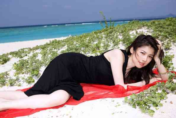image.tv 2009.08.07 - Risa Junna 純名里沙 - the Goodness of Summer
