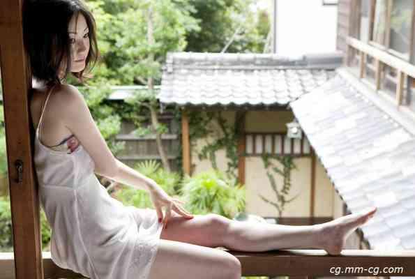 image.tv 2009.09.25 - 遠山景織子 - 美人白銘