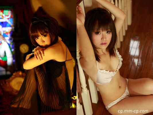 image.tv 2009.10.01 - Misaki Saijo 西条美咲 - Romance of White and Black