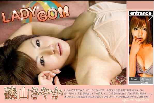 image.tv 2009.12.01 - Sayaka Isoyama 磯山さやか - LADY GO!!