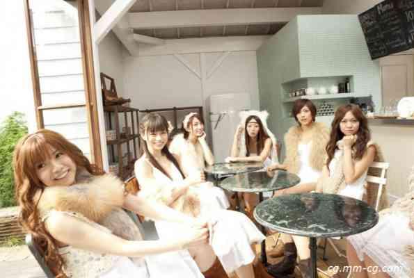 image.tv 2010.11 - Nakano Fujo sisters 中野腐女シスターズ - セブン・シスターズ Seven Sisters