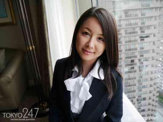 Maxi-247 GIRLS-S GALLERY MS417 Ayumi 岩佐あゆみ