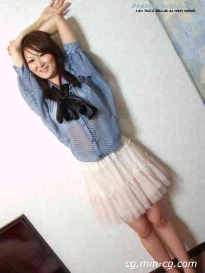 Pacificgirls 2011.12.23 No.748 電マで激イキ シャイなお姉さま -  かおる Kaoru
