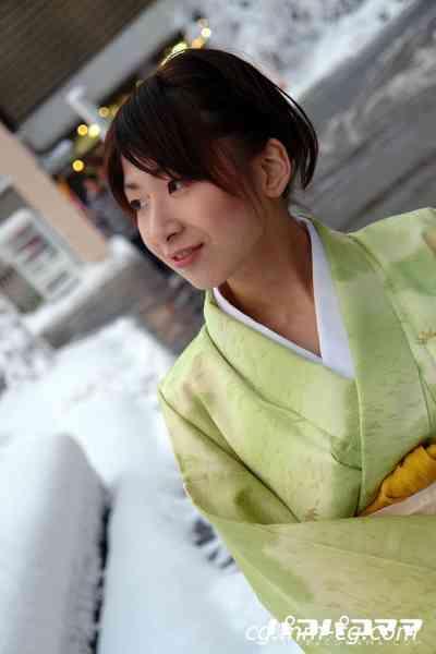 Pacopacomama 122912-816 北の国から ~雪景色と母乳~横山朋美