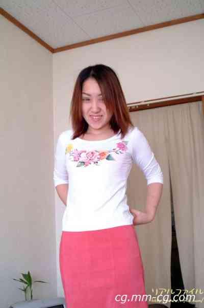 Real File 2003 r018 NAOKO MIYAHARA 宮原 なおこ