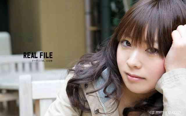 Real File 2010 r310 RIHO NAGAI 永井 りほ