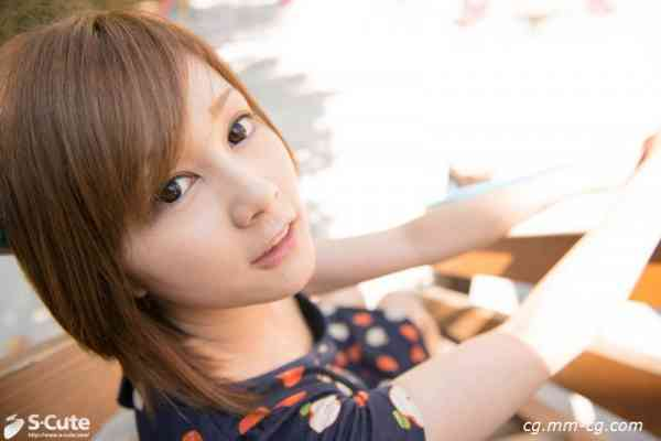 S-Cute 279 Hikaru #1 朗らか娘とイチャ2H