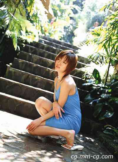 YS Web Vol.026 Yumiko Shaku 釈由美子