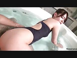 1000-150330-[無碼]最新1000人斬150330 緊身泳裝濕漉漉的身體