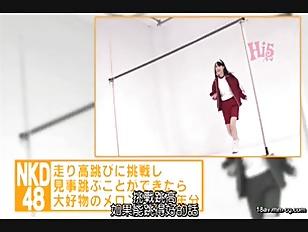 HND-208-[中文]不用戴保險套!現在就可以內射的偶像 超像松○玲○!!