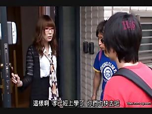 WANZ-397-[中文]充滿費洛蒙!鬼畜正太輪姦教育媽媽 波多野結衣