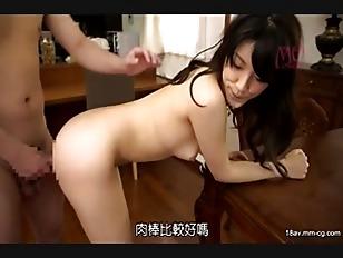 NTR-015-[中文]因其它男人肉棒而高潮的老婆~地上居然都淹水了?~ 飯岡加奈子
